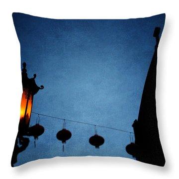 Light Blue Throw Pillows