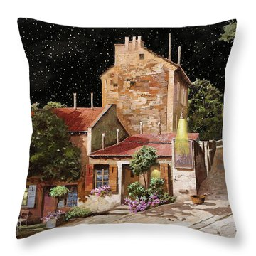 Starry Night Throw Pillows