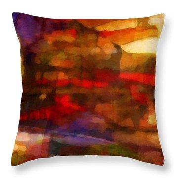 Urban Expressions Throw Pillows