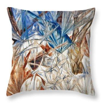 Larionov: Glass, 1912 Throw Pillow by Granger