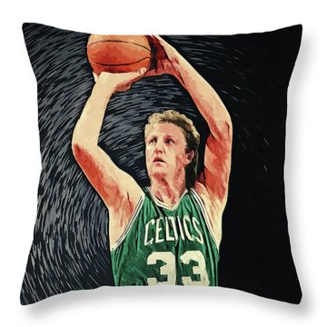 Indiana Pacers Throw Pillows