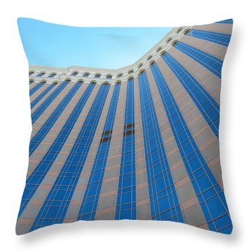 Las Vegas 1 Throw Pillow