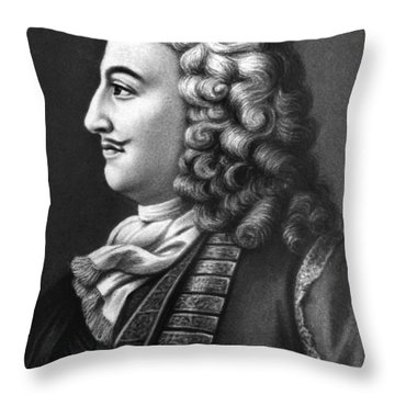 Lasalle Throw Pillow