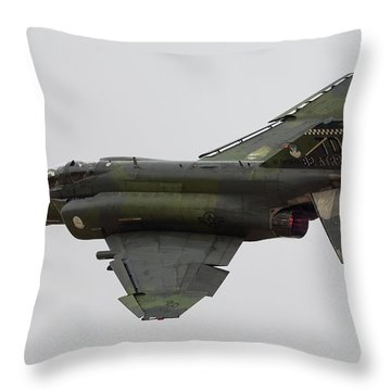 Last Chance To Run Free Throw Pillow