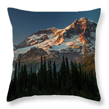 Last Light-2 Throw Pillow