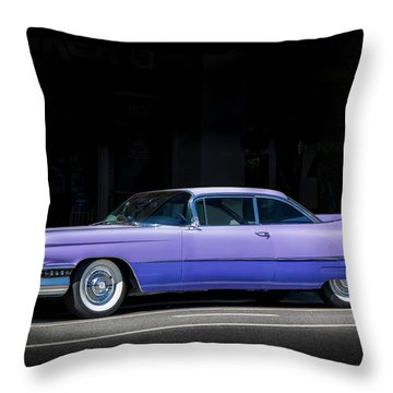 Last Of The Big Fins Throw Pillow