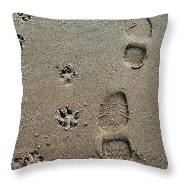 Diane Berry Throw Pillows
