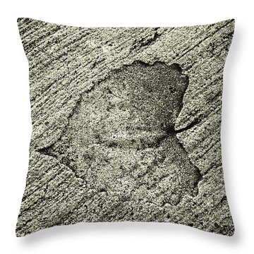 Lasting Impression  Throw Pillow