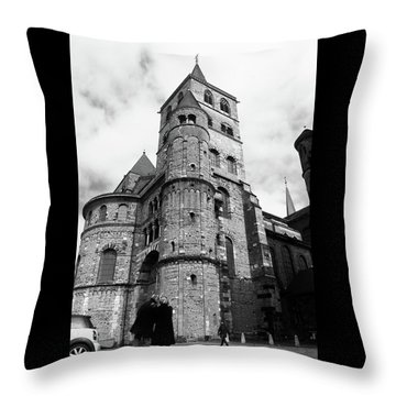 Lasting Love Throw Pillow