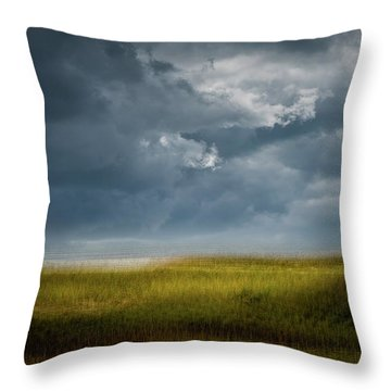 Late September Afternoon  Throw Pillow