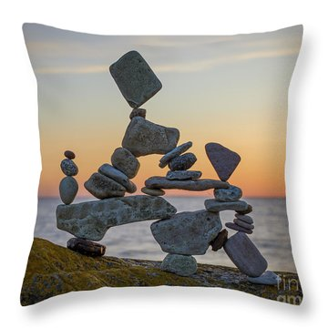 Lattjo Lajban Throw Pillow