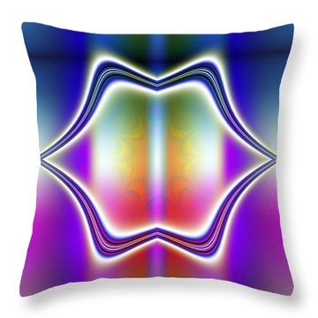 Laugh Out Loud Throw Pillow