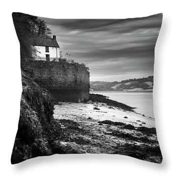 Dylan Thomas Boathouse 5 Throw Pillow