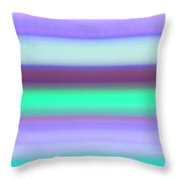 Lavender Sachet Throw Pillow