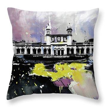 Layalpur District Council 193 3 Throw Pillow