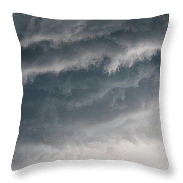 Layers - Throw Pillow