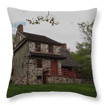 Brandywine Throw Pillows