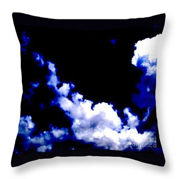 Le Beau Ciel  Throw Pillow
