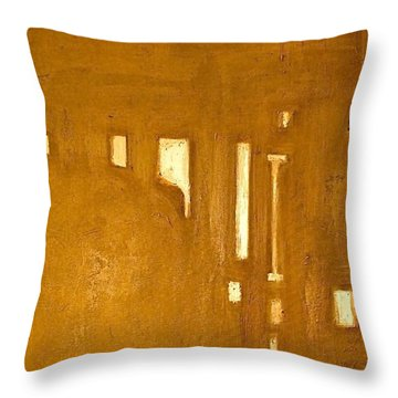 Le Berceau D Industrie  The Cradle Of Industry Throw Pillow