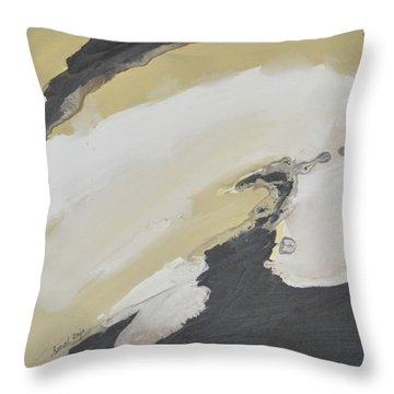 Leap Of Faith Throw Pillow