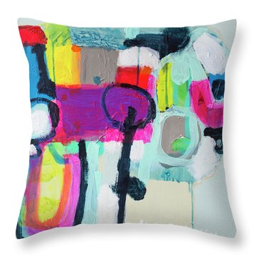 Learner's Permit Throw Pillow