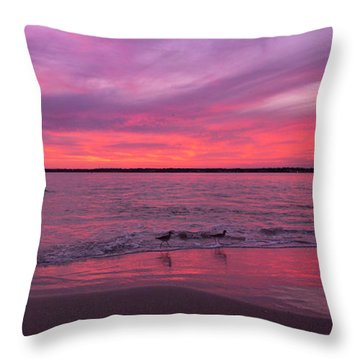 Leave Us To Dream 2 Throw Pillow