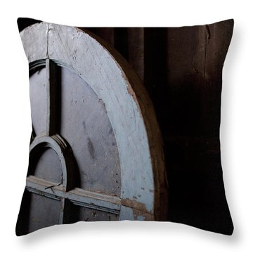 Throw Pillow featuring the photograph Left Over by Jingjits Photography