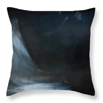 Leftwardlight Throw Pillow