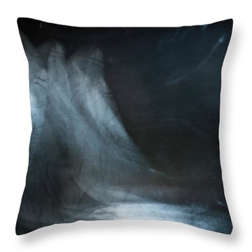 Leftwardlight Throw Pillow