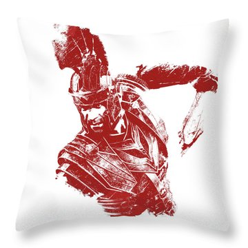 Legio Augusta - Fight For The Emperor Throw Pillow