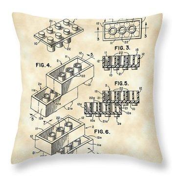 Convention Throw Pillows