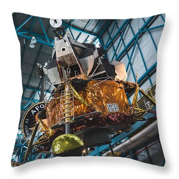 Lem On Display Throw Pillow by David Collins