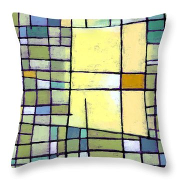 Line Throw Pillows