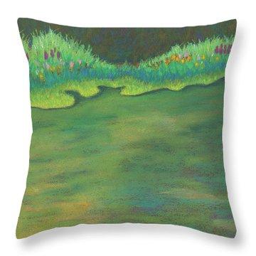 Lenox Audubon Pond 3 Throw Pillow