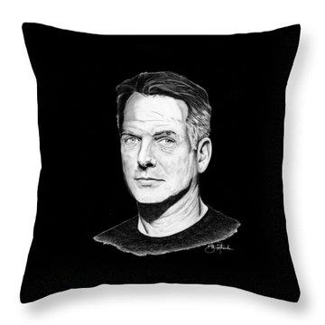 Leroy Gibbs Throw Pillow
