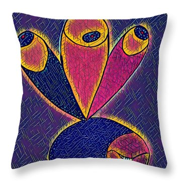 Lesly Throw Pillow