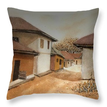 Let There Be Peace In Our Land Throw Pillow