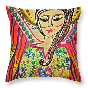 Let There Be Peace On Earth  Throw Pillow
