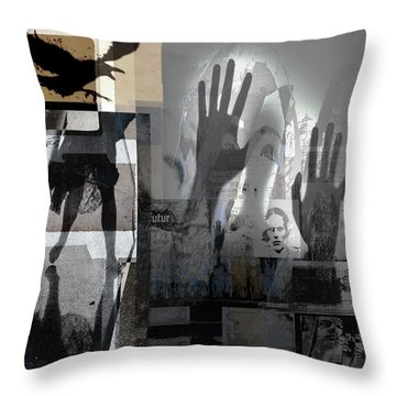 Let Your Memory Be Your Travel Bag Throw Pillow