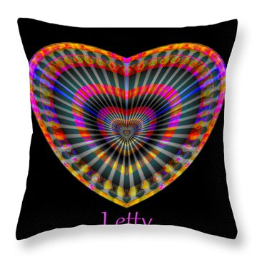 Letty Throw Pillow