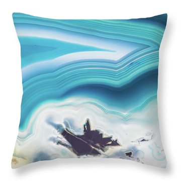 Level-22 Throw Pillow by Ryan Weddle