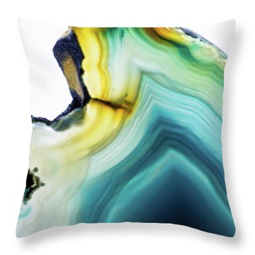 Level-23 Throw Pillow by Ryan Weddle