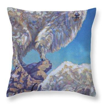 Lewis An Clark Throw Pillow