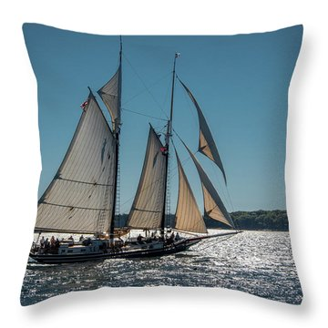 Lewis R. French Throw Pillow