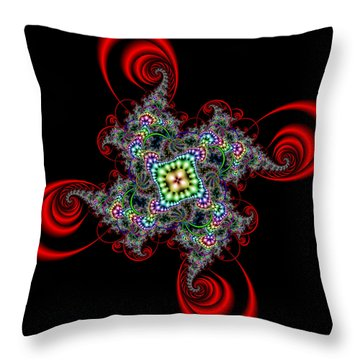 Lexposells Throw Pillow