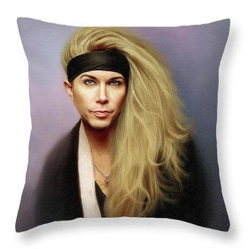 Lexxi Throw Pillow