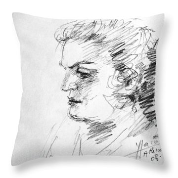 Lida Throw Pillow