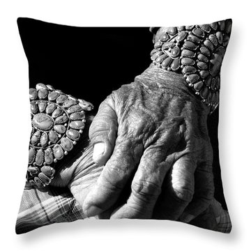 Life Celebration Throw Pillow