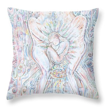 Life Series 1 Throw Pillow