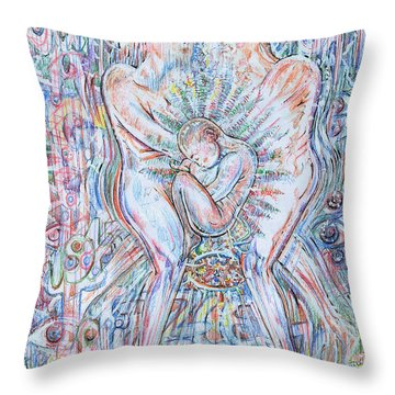 Life Series 2 Throw Pillow